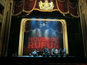 House of Rufus - Royal Opera House Covent Garden