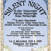 a not so silent night french