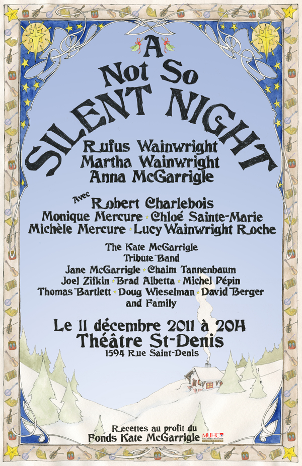 French Silent Night