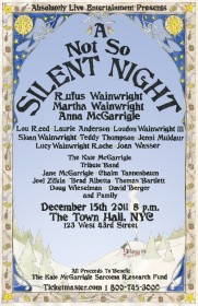 a not so silent night new york